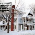 Historic Vermont Inn Post Restoration