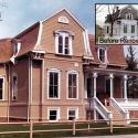 Historic Wellesley Home Post Restoration