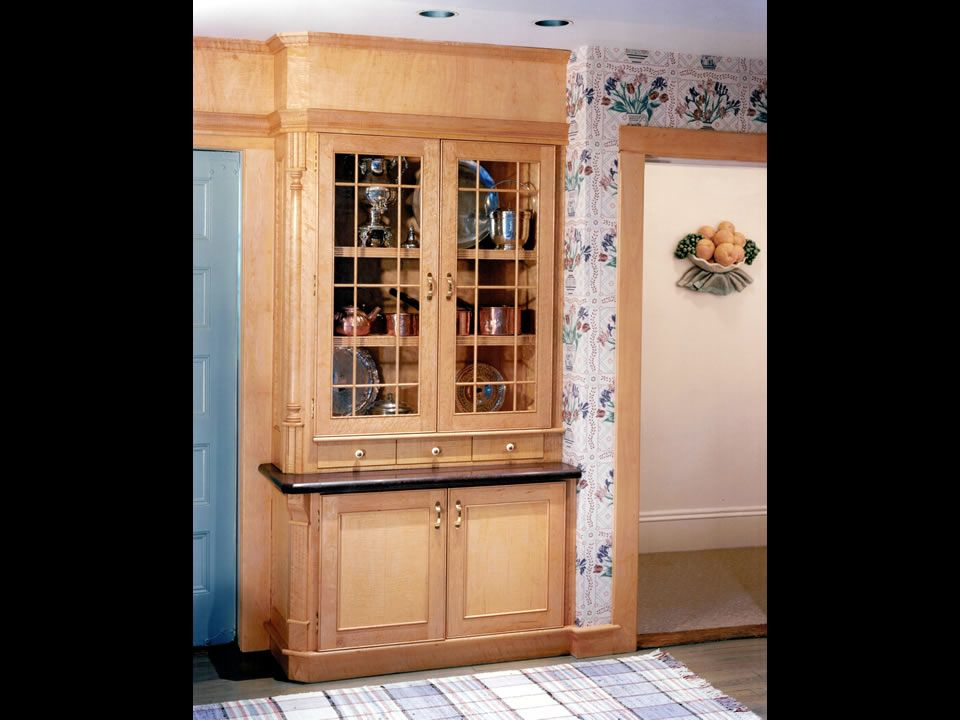 Wellesley Custom Kitchen Cabinetry
